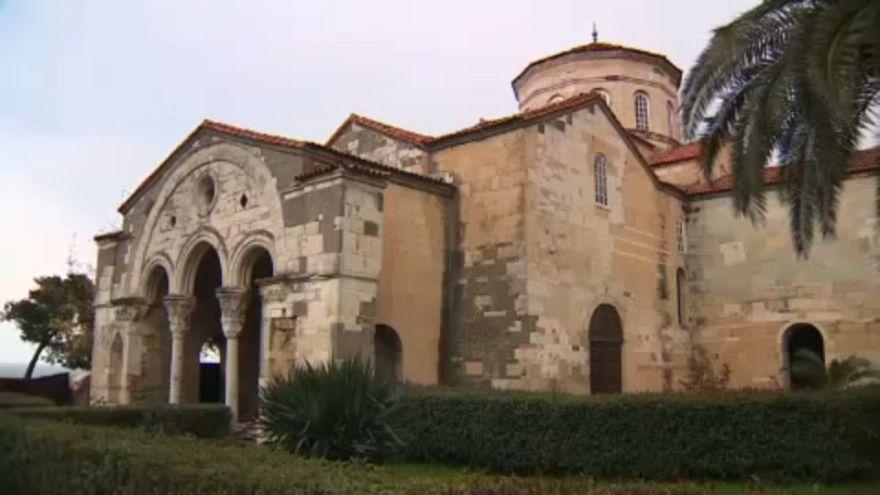 Αγία Σοφία Τραπεζούντας: Αποκατάσταση για να γίνει εξολοκλήρου τζαμί