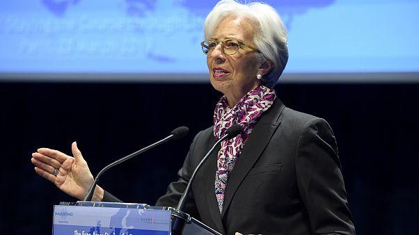 Λαγκάρντ: Η Ευρωζώνη δεν είναι επαρκώς προετοιμασμένη για νέα κρίση