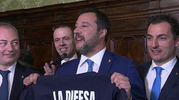Riforma della legittima difesa, Salvini esulta