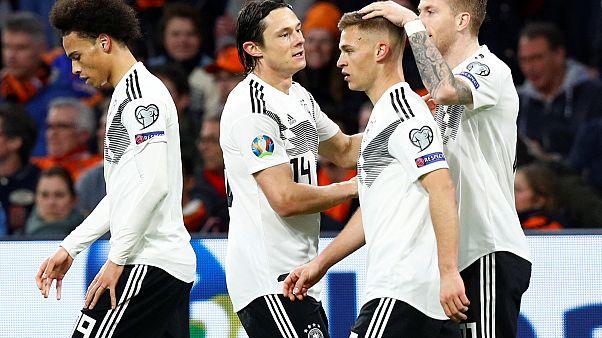 Euro2020: Germania, Italia e Spagna ripartono con il piede giusto