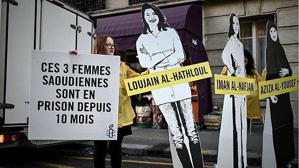 سه فعال حقوق زنان در عربستان سعودی به طور موقت آزاد شدند