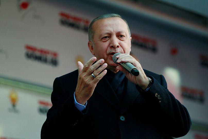 Murat Cetinmuhurdar/ Oficina de Prensa de la Presidencia / vía Reuters.
