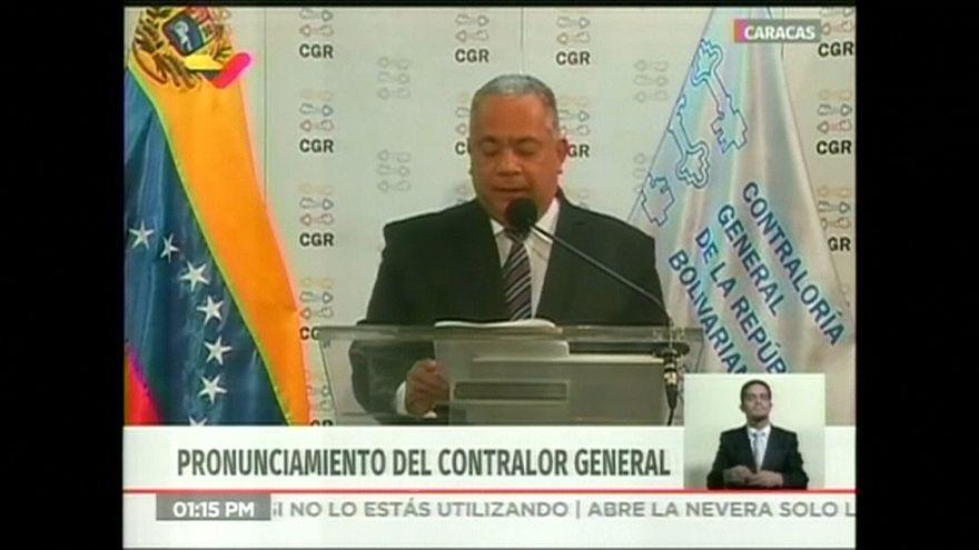 Venezuela, Guaidó interdetto dalla politica per 15 anni
