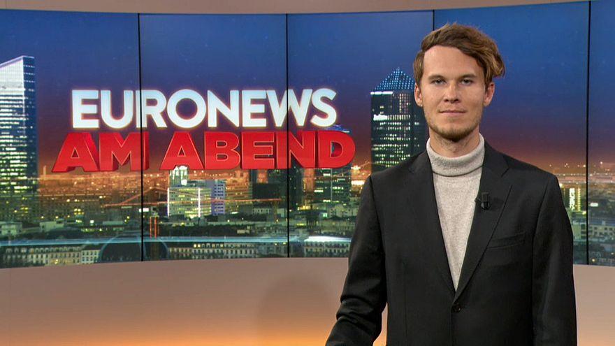 Euronews am Abend vom 28.03. - mit Medikamentenmangel durch Brexit