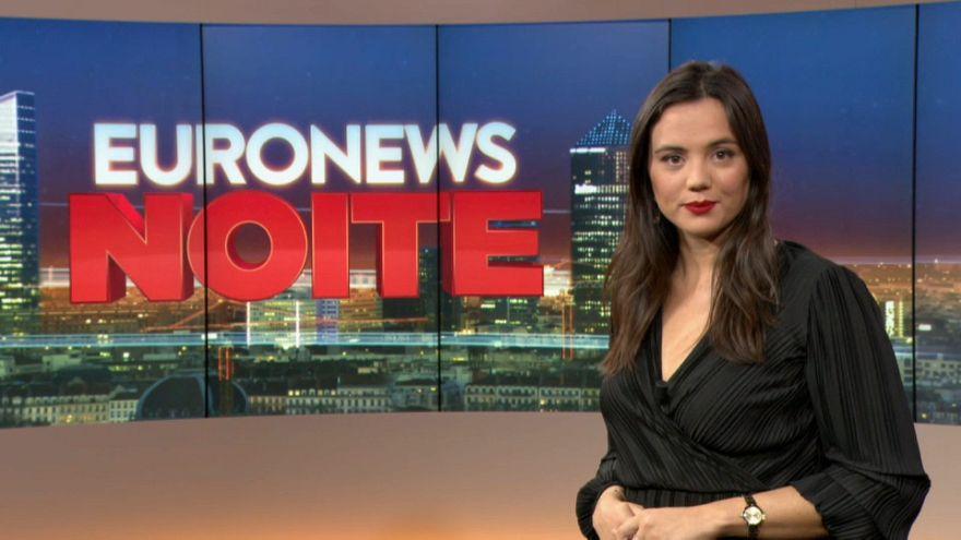 Euronews Noite 28.03.19