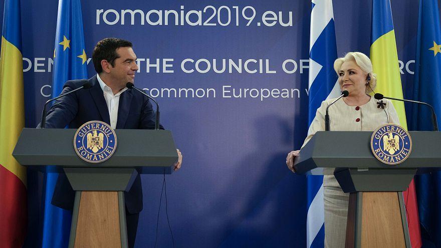 Τσίπρας: Η συνεργασία Ελλάδας-Ρουμανίας κομβική για την ανάπτυξη των Βαλκανίων