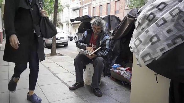 La crescente povertà dell'Argentina