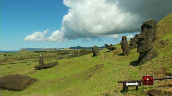 Норвегия вернёт артефакты на остров Пасхи