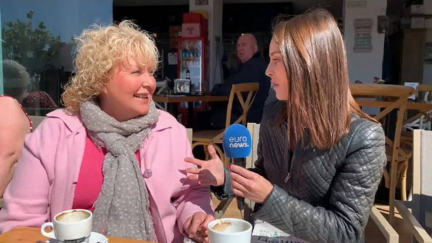 """Road Trip Europe 10 - Alicante: """"We feel abandoned by the British public that voted out"""""""