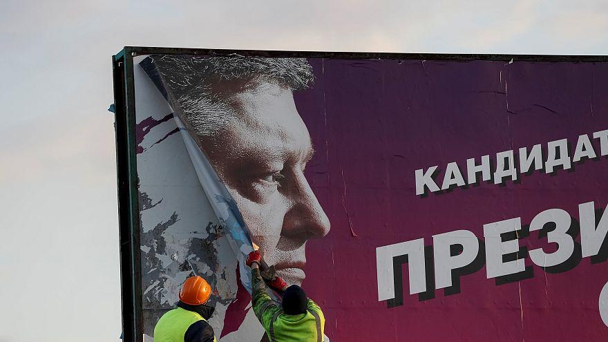 """Präsidentenwahl in Ukraine: """"Genug von Krieg und schlechter Wirtschaft"""""""