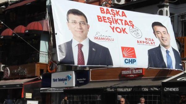 Választás előtt a törökök