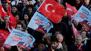 Erdogan e oposição concentrados em municipais cruciais