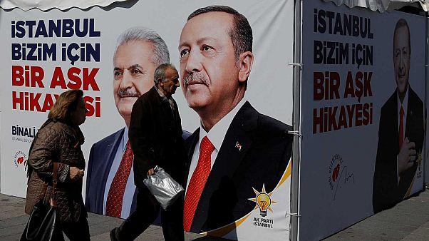 Les élections municipales en Turquie, un enjeu crucial pour le Président Erdogan