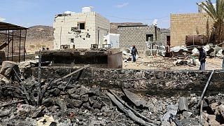 درخواست آمریکا برای روشن شدن جزئیات حمله اخیر ائتلاف عربی به یمن