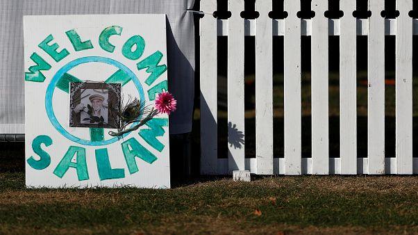 Yeni Zelanda'da hayatını kaybedenler için ulusal anma töreni