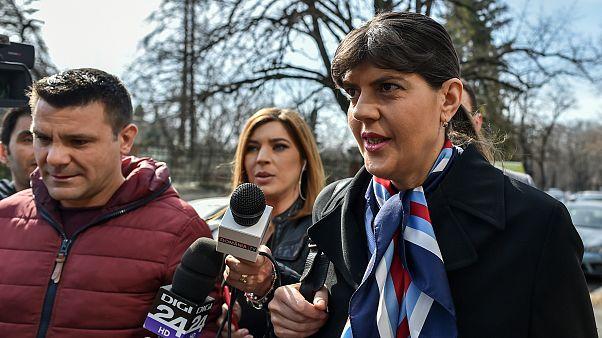 Laura Codruta'nun savcılık görevi elinden alındı