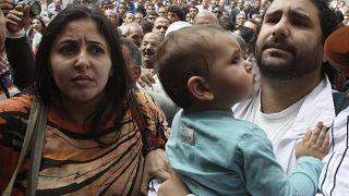 الإفراج عن الناشط المصري البارز علاء عبد الفتاح بعد 5 سنوات سجن