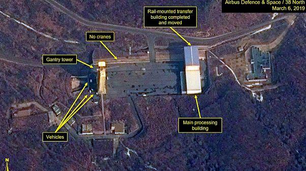 سئول: عملیات بازسازی و تکمیل پایگاه پرتاب موشک کره شمالی رو به اتمام است