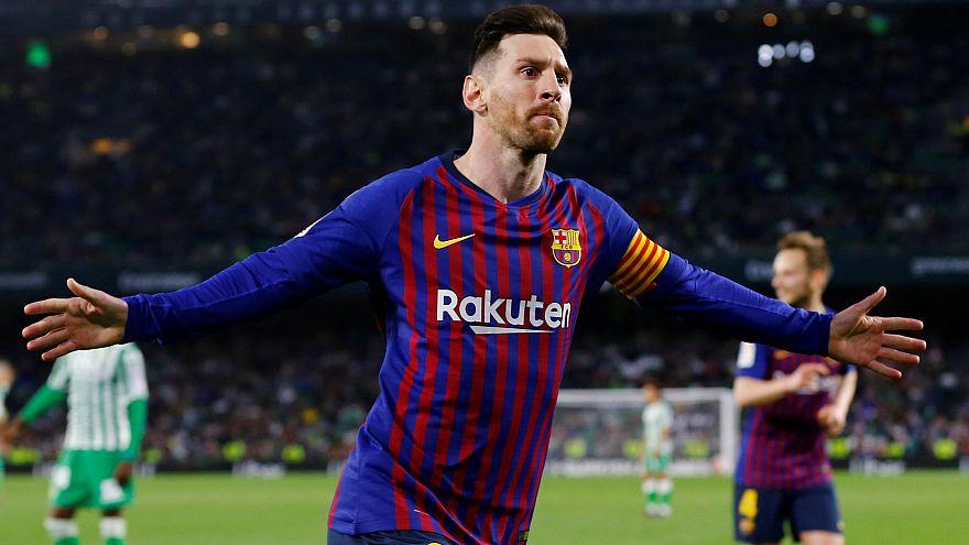 Barcelona kulüp tarihinin en iyi gollerini seçti, ilk 3 sırada Messi var