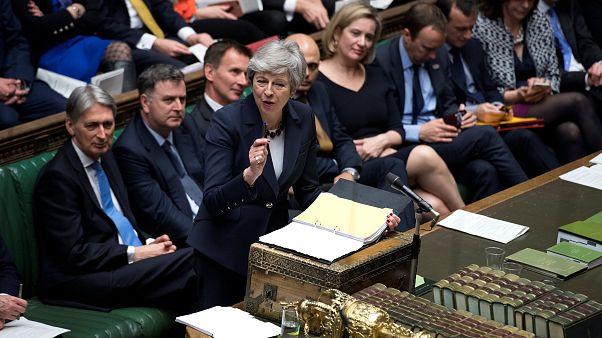 Nuevo rechazo del Parlamento británico al acuerdo de Brexit de May