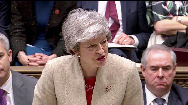مجلس بریتانیا برای سومین بار توافق برکسیت ترزا می را رد کرد