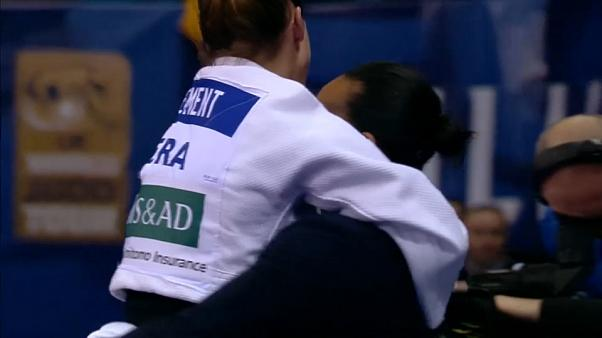 Judo : premier jour du Grand Prix de Tbilissi, en Géorgie