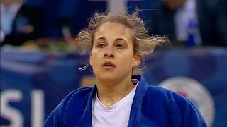 Georgian judokas pile on pressure on Day 1 of 2019 Tbilisi Grand Prix