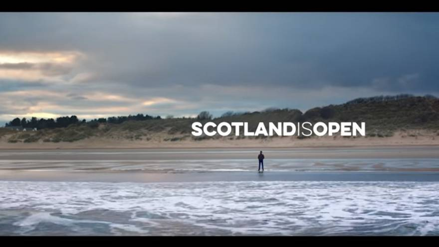 Scotland's message of love for Europe as Brexit looms