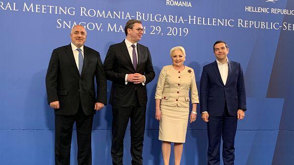 Ενεργειακά και ευρωπαϊκή προοπτική στην τετραμερή του Βουκουρεστίου