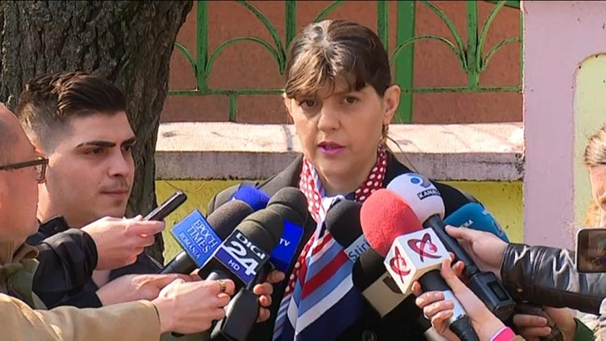 Rumänien: Auflagen gegen ehemalige Antikorruptions-Staatsanwältin Kövesi