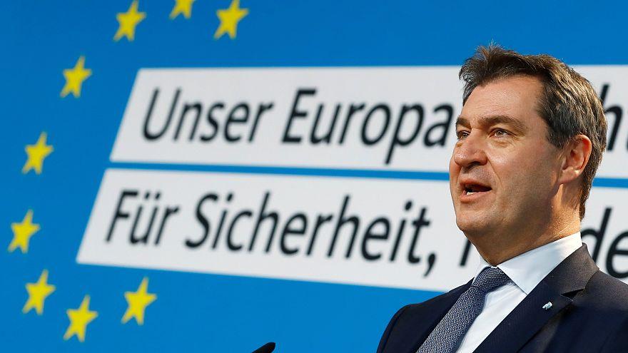 Symbolfoto: CSU-Chef Söder