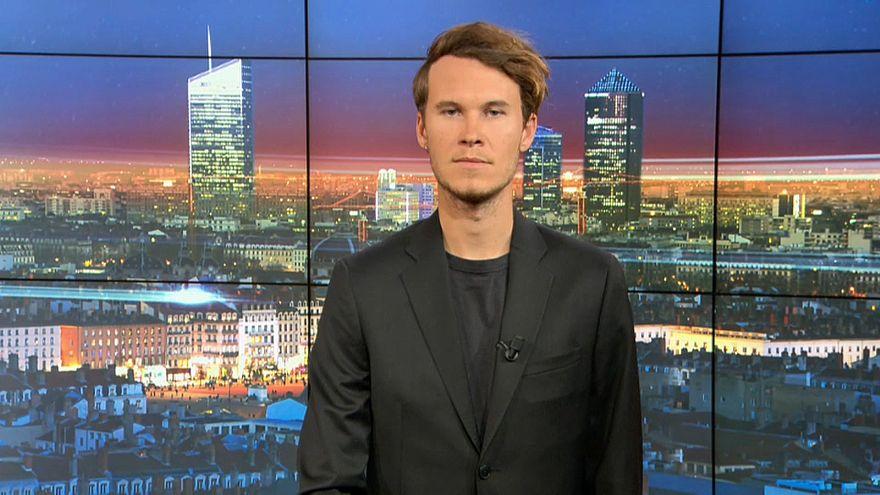 Euronews am Abend - Brexit, Fridays for Future & Wahl  in der Ukraine