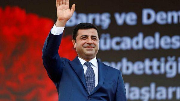 Demirtaş'tan HDP'li seçmene 31 Mart çağrısı: Belirleyici etkimizi göstermek için tarihi fırsat