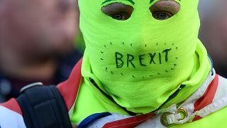Utcára vonultak a Brexit-pártiak