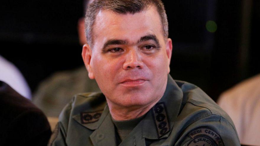 وزير الدفاع الفنزويلي فلاديمير بادرينو