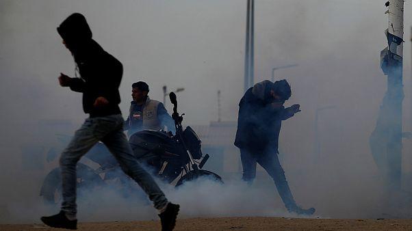 یک فلسطینی بر اثر تیراندازی سربازان اسرائیلی در نوار غزه کشته شد