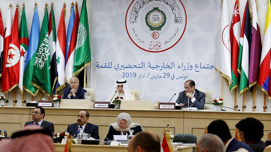 القمة العربية تتجه لرفض قرار ترامب بضم الجولان لإسرائيل