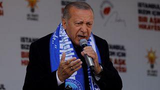 """أردوغان: تركيا ستحل الأزمة بسوريا """"في الميدان"""""""
