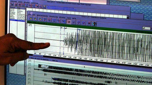 Σεισμός 5.3 ρίχτερ ταρακούνησε την Στερεά Ελλάδα (Ευρωπαϊκό Μεσογειακό Σεισμολογικό Κέντρο)