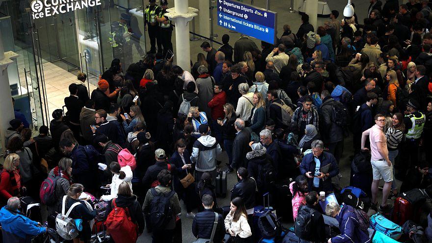 Londra: uomo sui binari, Eurostar sospende il servizio