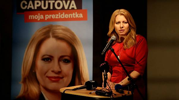 شمارش معکوس برای انتخاب اولین رئیس جمهوری زن اسلواکی