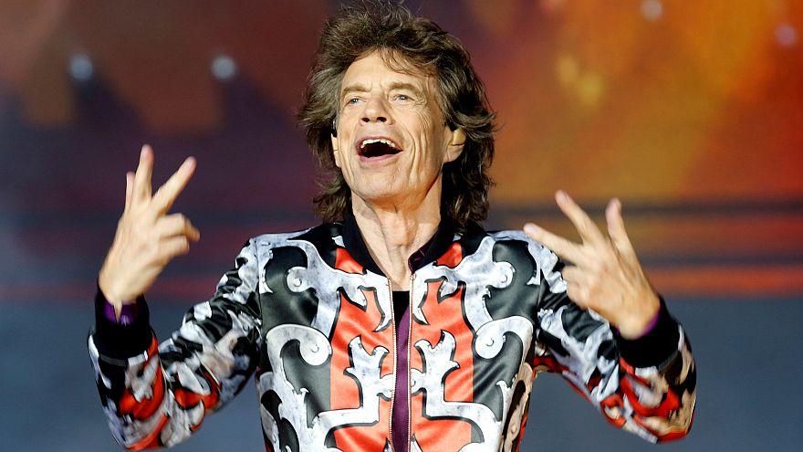 Rolling Stones'un Amerika turnesi Mick Jagger'ın tedavisi nedeniyle iptal