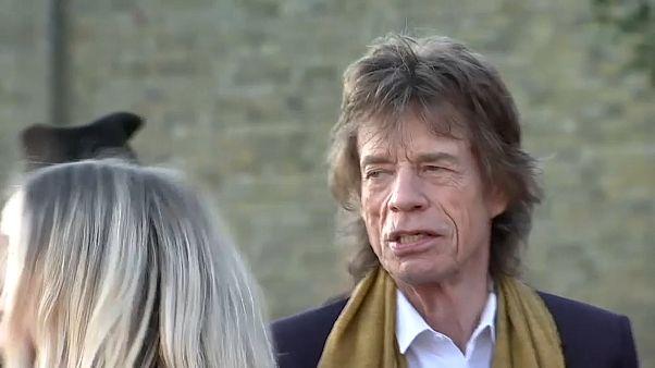 Mick Jagger krank: Rolling Stones verschieben Tournee