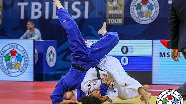 Judo holandês domina Tbilisi