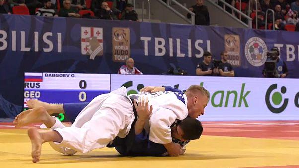 Judo, Tbilisi Grand Prix: due ori per i Paesi Bassi, bronzo per Alice Bellandi