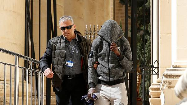 One of the migrants charged with hijacking  Elhiblu 1 in Valletta