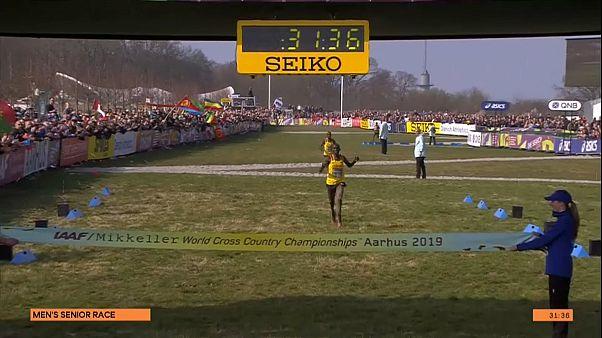Ο Τζόσουα Τσεπτέγκι Παγκόσμιος Πρωταθλητής στο Cross Country