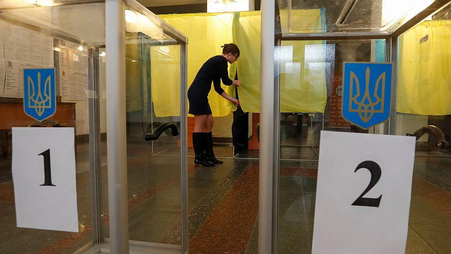 Presidenziali in Ucraina, scatta il silenzio elettorale