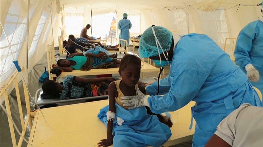Mosambik: Schon mehr als 270 Cholera-Fälle