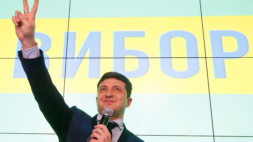 Ukraine : Volodymyr Zelensky en position de force